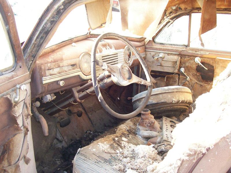 1948 Chevrolet Fleetmaster Fleetline Sub Series 2100 Fk