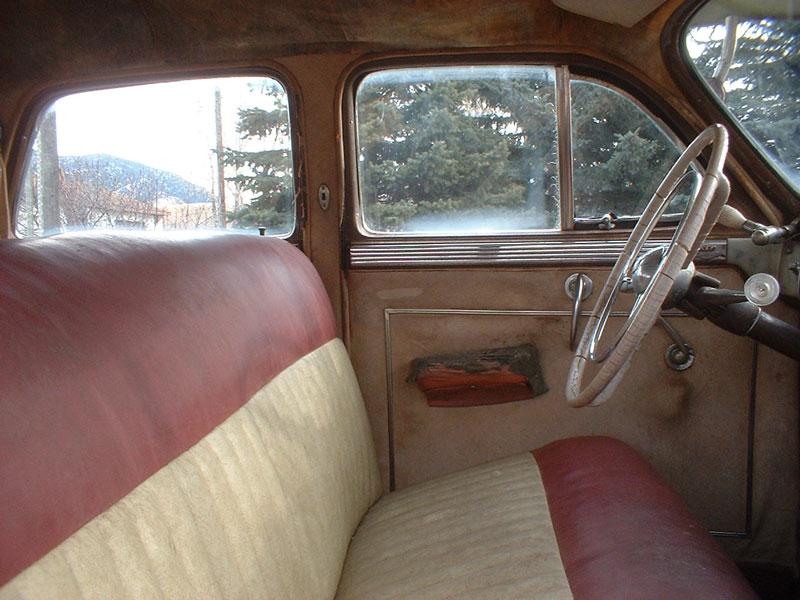 1948 chrysler windsor traveler 4 door sedan for sale  desert classics