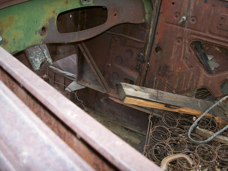 1928 Dodge Victory 4 Door Sedan Body and Chassis For Sale