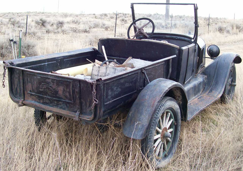 1926 ford model t roadster pickup conversion for sale