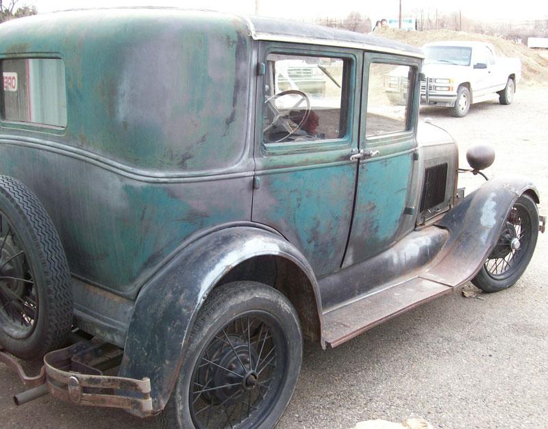 1929 ford model a briggs body 4 door sedan for sale for 1929 ford model a 4 door sedan