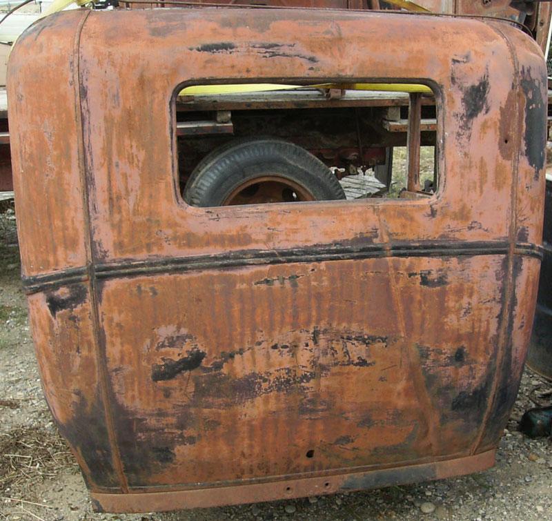 1931 Ford Model A Tudor 2 Door Sedan Car Body For Sale