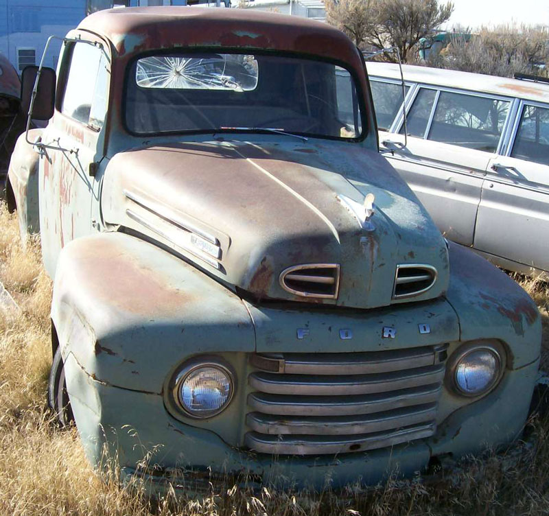 1950 ford f 1 half ton pickup truck 2 green for sale. Black Bedroom Furniture Sets. Home Design Ideas