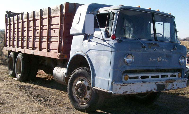 1965 Ford Cab Over Truck