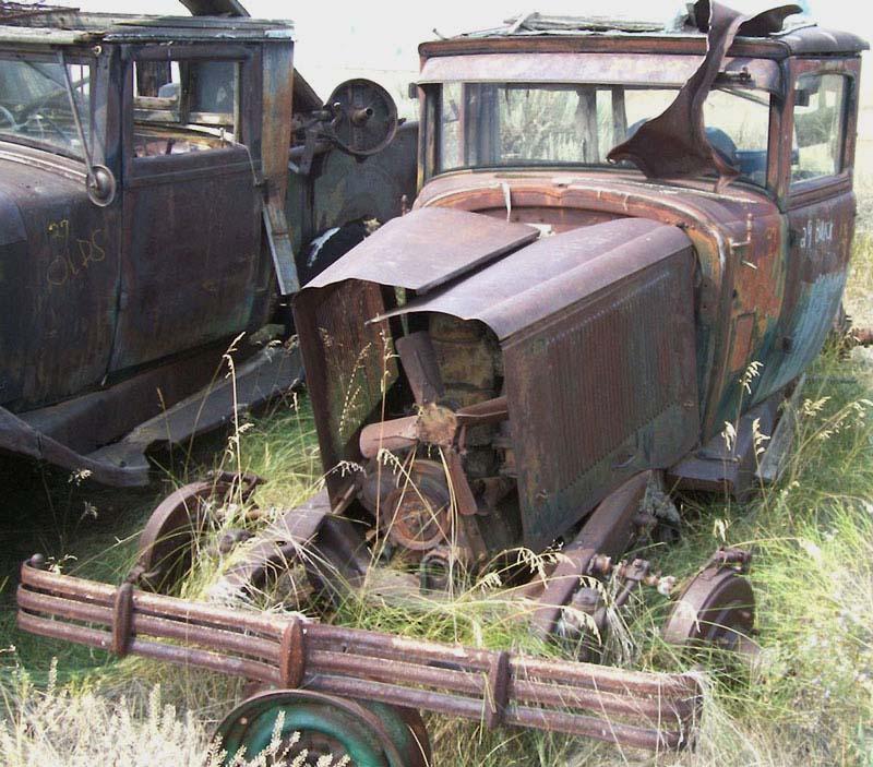 1929 Buick Model 57 Four Door Sedan For Sale