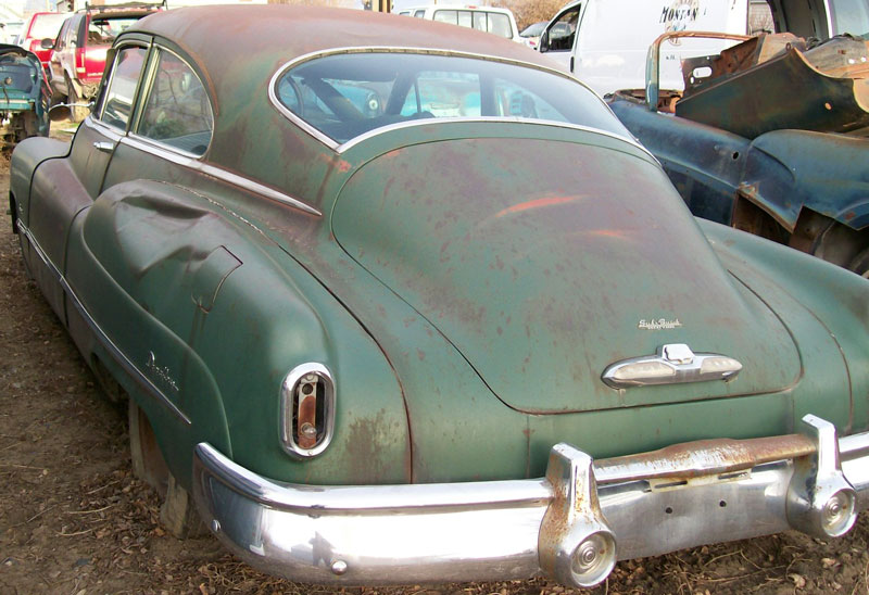 1950 Buick Special Sedanette 2 Door Sedan Fastback Coupe