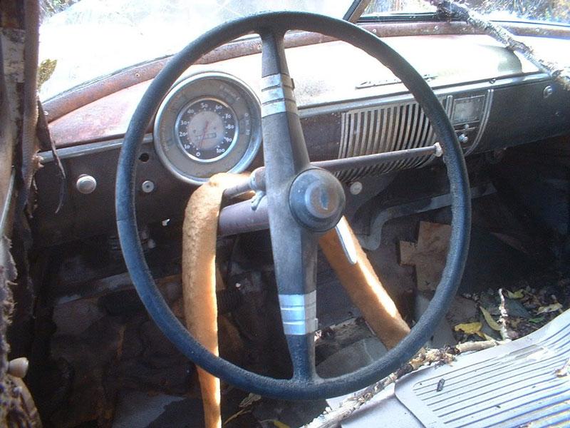 1949 Chevrolet Fleetline 2 Door Fastback Sedan For Sale