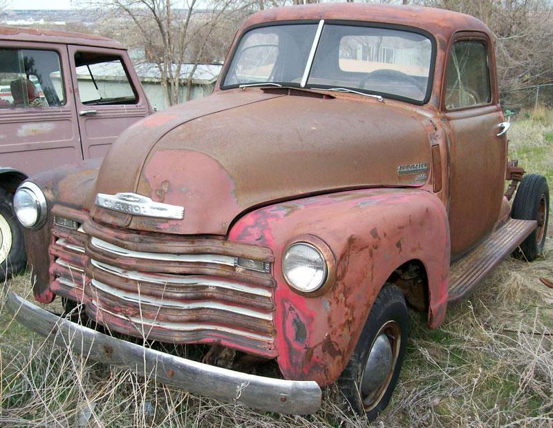 1949 chevrolet model gr series 3600 3 4 ton pickup truck for sale. Black Bedroom Furniture Sets. Home Design Ideas