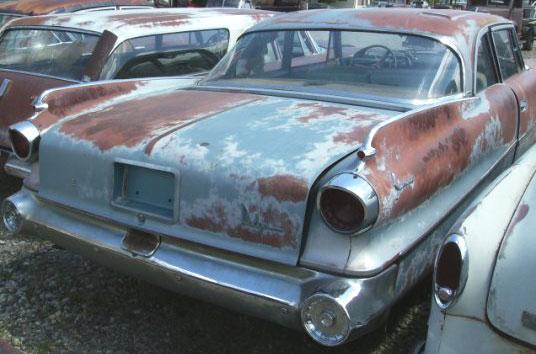 1960 Dodge Dart Seneca 2 Door Sedan For Sale