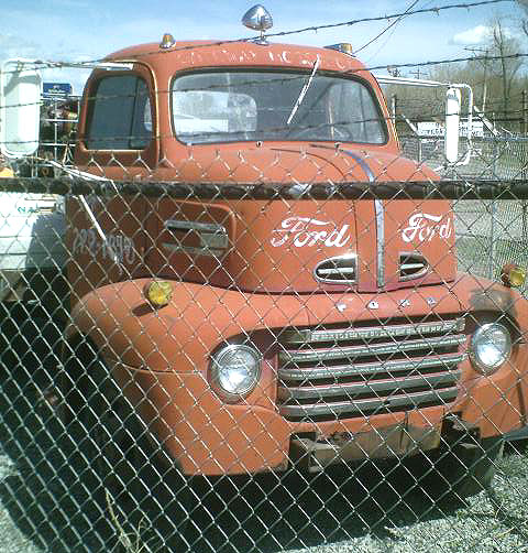 1948 Ford Coe Trucks for Sale