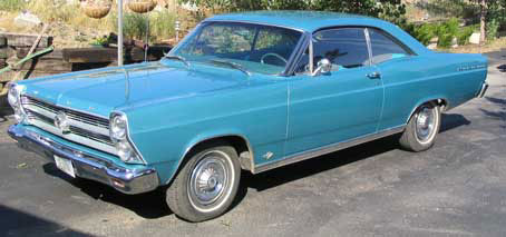 1966 Ford Fairlane 500 V 8 Series 2 Door Hardtop Coupe For Sale 9000 Left
