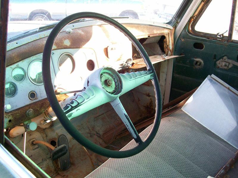 1954 Gmc Series 100 1 2 Ton Old School Hot Rod Pickup