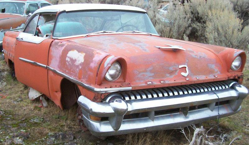 1955 Mercury Montclair 2 Door Hardtop For Sale