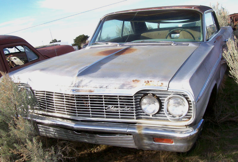 64 chevy impala ss for sale