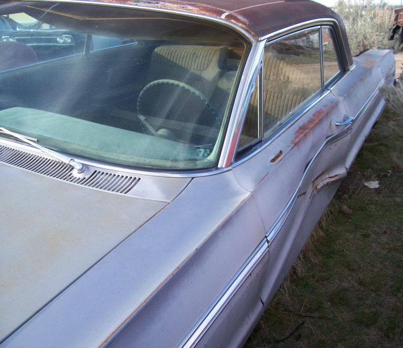 1964 Chevrolet Impala Ss Super Sport 2 Door Hardtop With Black Vinyl Top For Sale