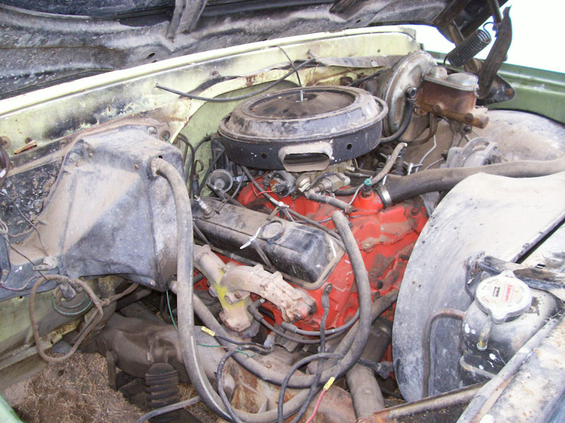 Chev Blazersll X X on 350 Chevy Engine Rebuilt