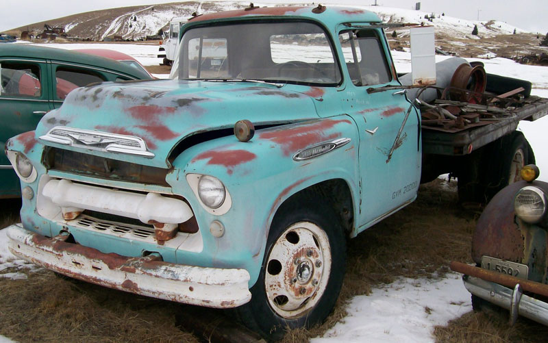 57 Chevy Truck Parts For Sale