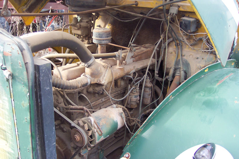1957 Reo Gold Comet 2 Ton Semi Tractor Truck For Sale