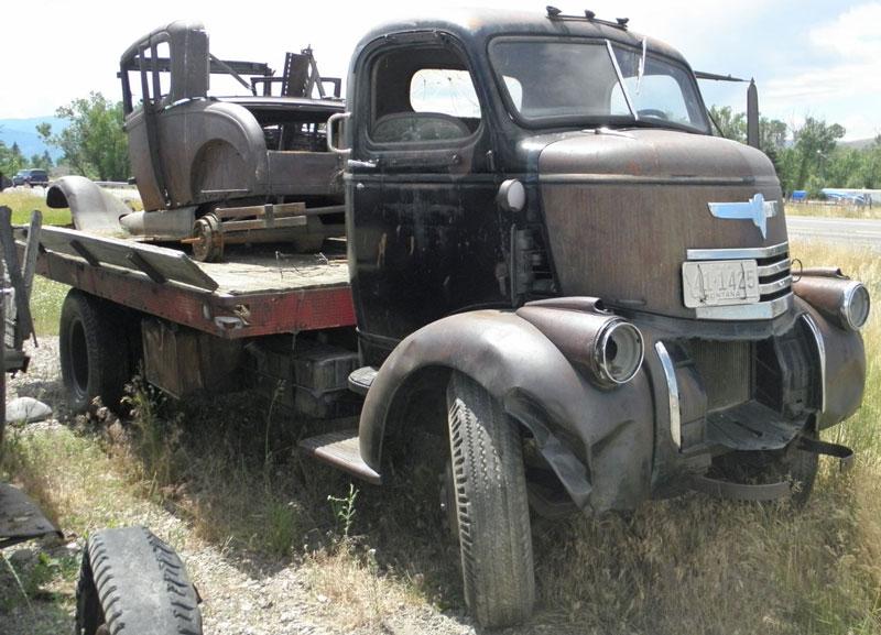 1941 Chevy Coe Truck For Sale | Autos Weblog