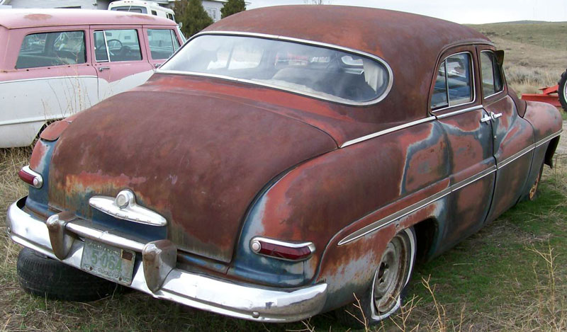 1949 mercury series 9cm 4 door sport sedan for sale