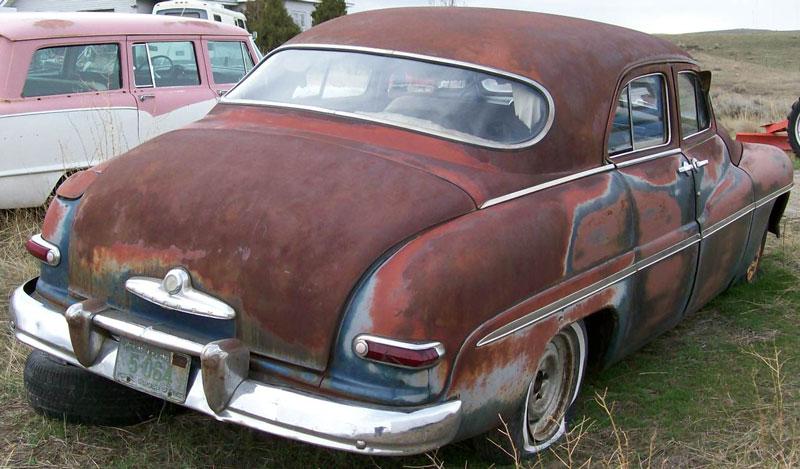 1949 Mercury Series 9CM 4 Door Sport Sedan For Sale