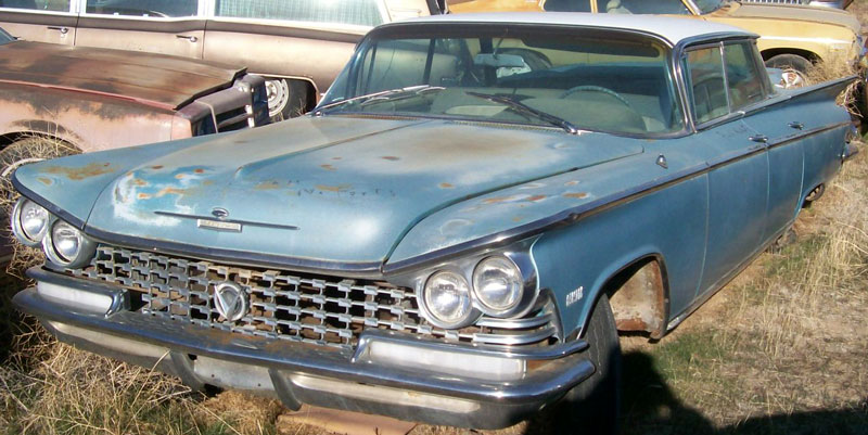 Craigslist Dc Cars >> 1959 Buick Electra Series 4700 Four Door Hardtop For Sale