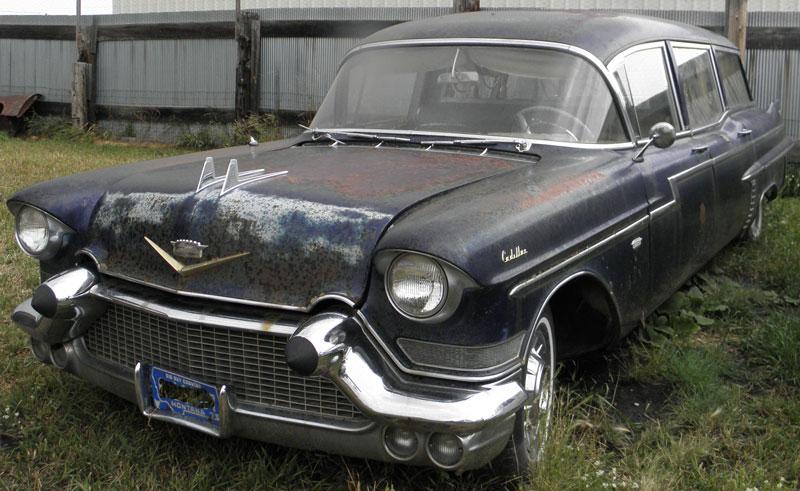 1957 Cadillac Fleetwood 75 Miller-Meteor 5 Door Commercial
