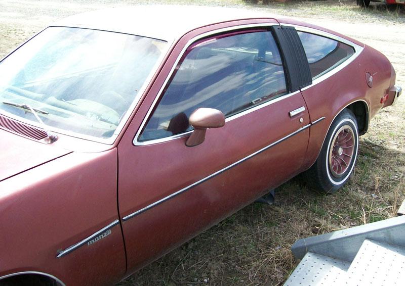 1978 Chevrolet Monza 2 2 Hatchback 2 Door Coupe For Sale