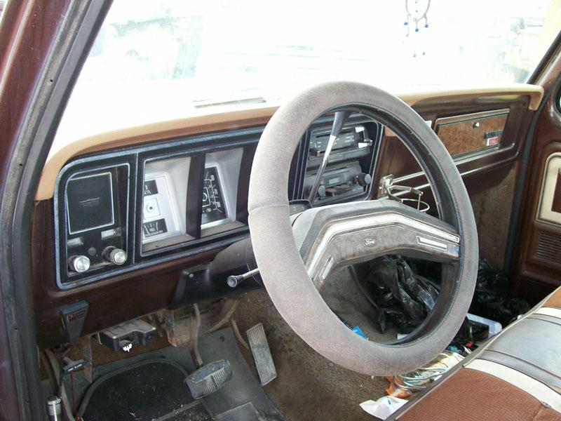 1979 Ford F 250 3 4 Ton Ranger Lariat Styleside Pickup