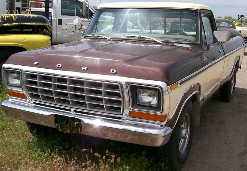 1979 Ford Truck For Sale In Texas Autos Post