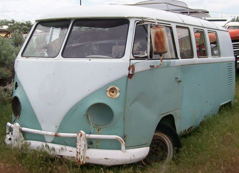 1967 vw volkswagen type 2 t1 four door kombi splitscreen. Black Bedroom Furniture Sets. Home Design Ideas