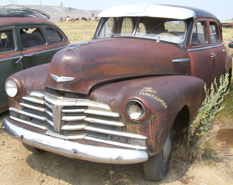 1948 chevrolet fleetmaster antique car magazine for 1948 chevy fleetmaster 2 door for sale