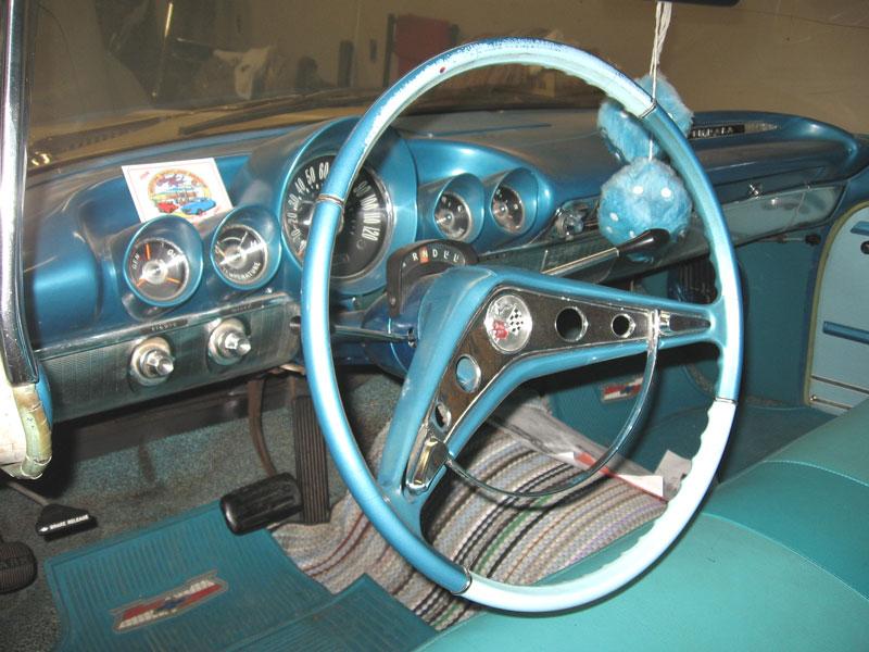 1959 Chevrolet Impala 2 Door Hardtop Sport Coupe For Sale