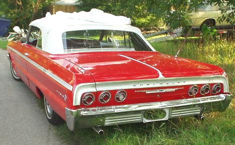 1964 chevrolet impala ss super sport convertible for sale. Black Bedroom Furniture Sets. Home Design Ideas