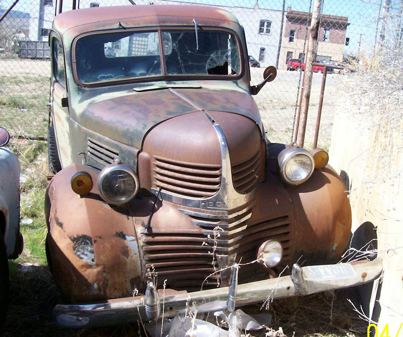 1940 Dodge Model VC 1/2 Ton Pickup Truck For Sale