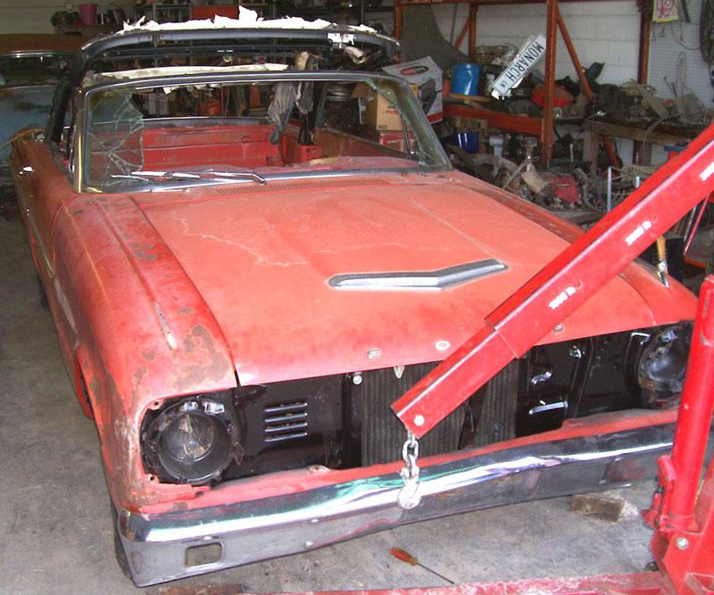 1963 Ford Falcon Futura Convertible For Sale