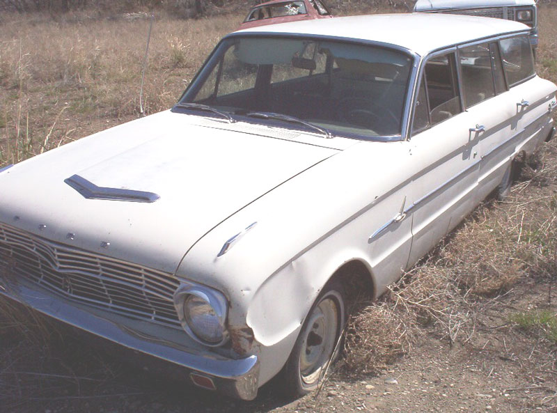1963 Ford Falcon Station Wagon For Sale