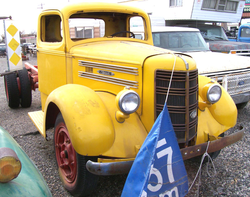 1938 Mack Model Ef 1 1 2 Ton Truck For Sale