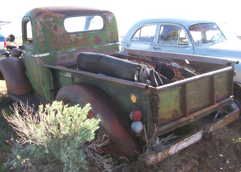 Classics 1940 chevrolet model kc 1 2 ton pickup truck green for sale