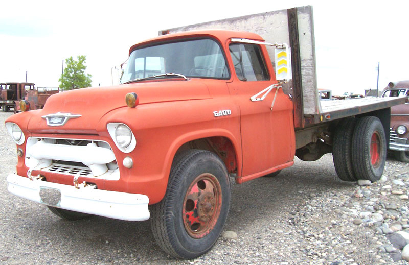Home » 1957 Chevy Truck Project For Sale