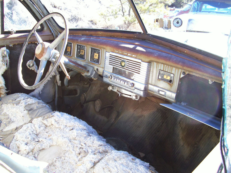 1950 Dodge Coronet Wayfarer 2 Door Sedan For Sale
