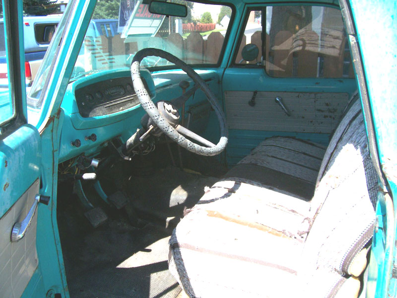1964 Dodge 3 4 Ton 4x4 Power Wagon Pickup Truck For Sale