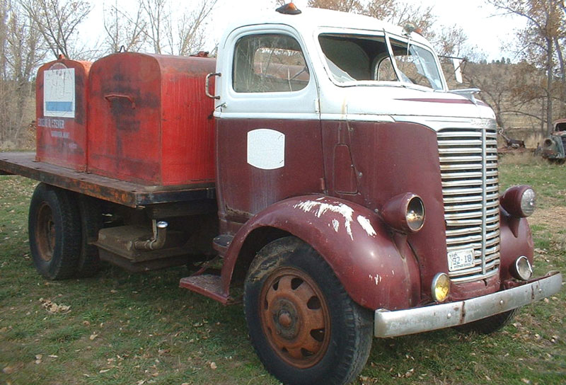 1939 Chevrolet COE Cab Over Engine SWB Flatbed Truck For Sale