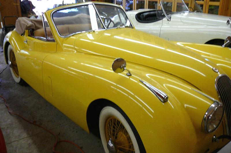 2016 Jaguar Xk convertible ii - pictures, information and