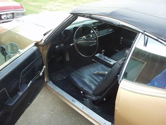 1969 Oldsmobile Cutlass S Convertible 425 Tri Power V 8 For Sale