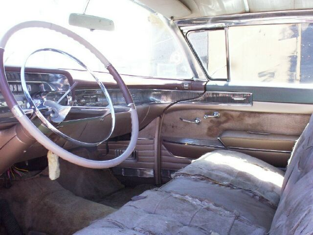 1958 Cadillac Coupe Deville 2 Door Hardtop For Sale