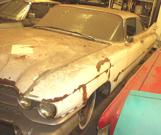 1959 Cadillac For Sale Good For Restoration.html
