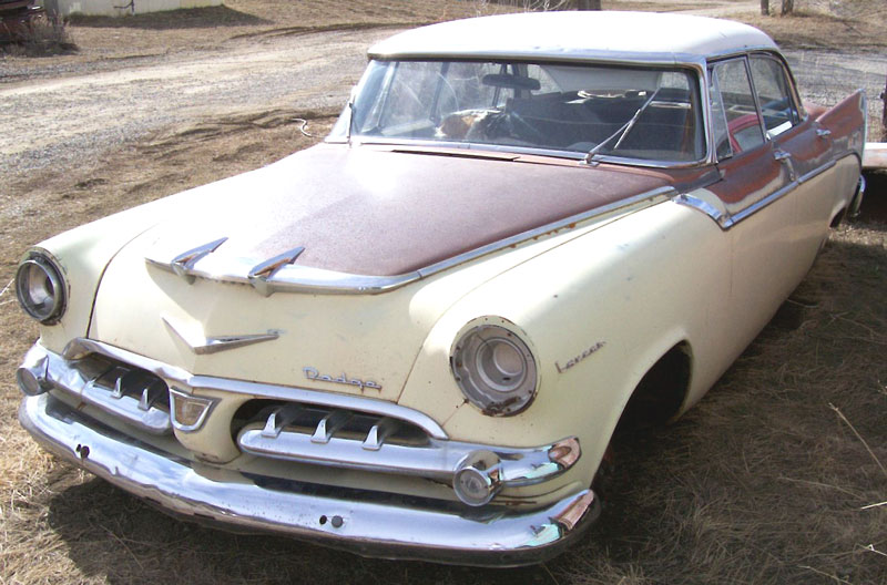 1956 dodge royal lancer 4 door hardtop for sale for 1956 dodge custom royal 4 door