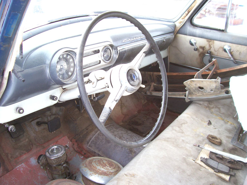 1953 Chevrolet 210 Two Ten 4 Door Sedan For Sale