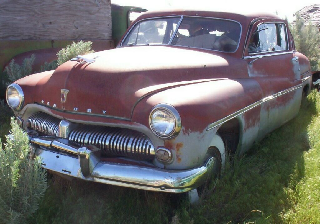 1949 mercury series 9cm 2 door coupe for sale